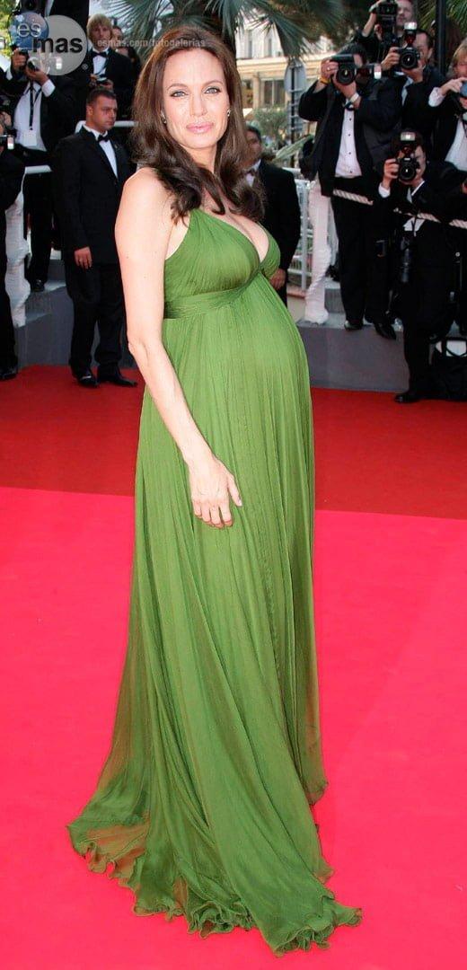 baf3640a2 vestido corte imperial para embarazadas. - Ara blog