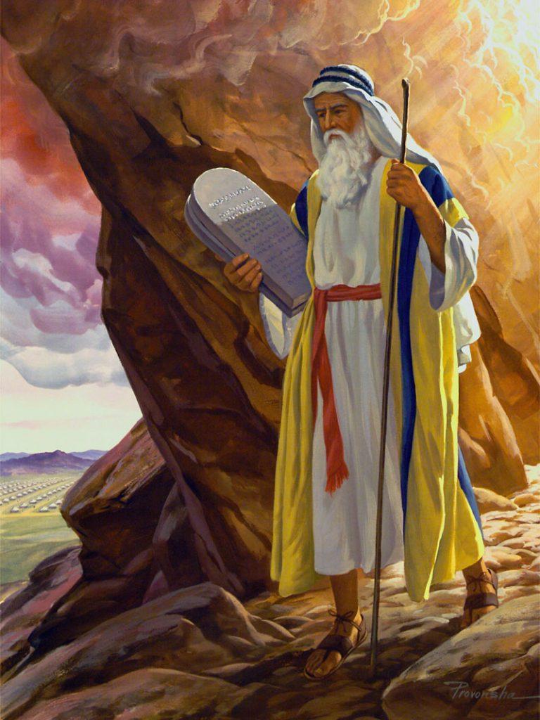 cuales son los diez mandamientos