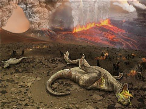 porque se extinguieron los dinosaurios