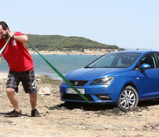 cuidar auto en la playa