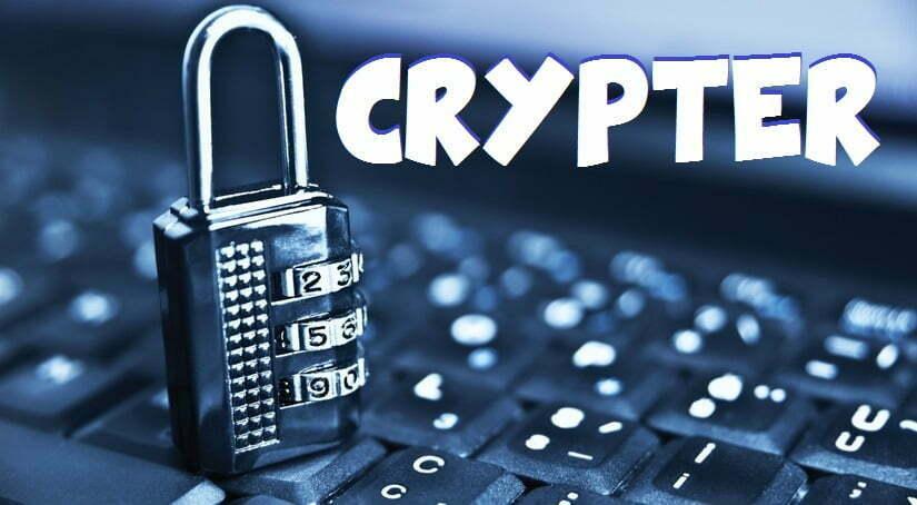 que es un crypter
