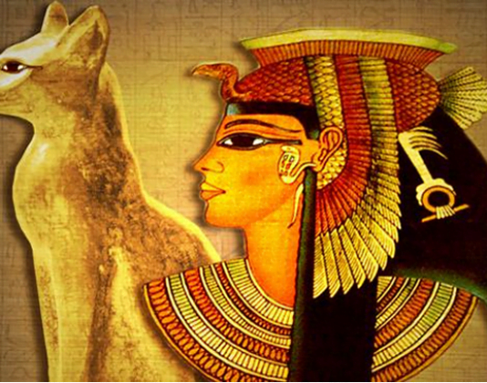 porque los egipcios adoraban a los gatos