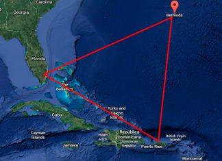 triangulo de las bermudas