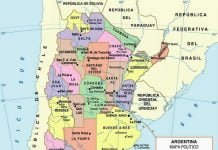 provincias de argentina