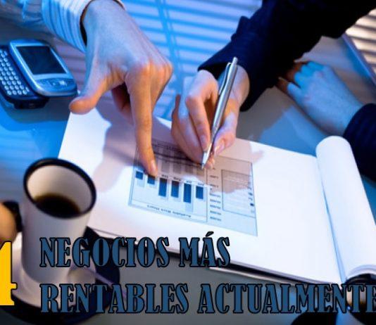 negocios rentables