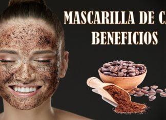 beneficios de la mascarilla de cafe