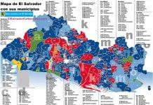 municipios del salvador