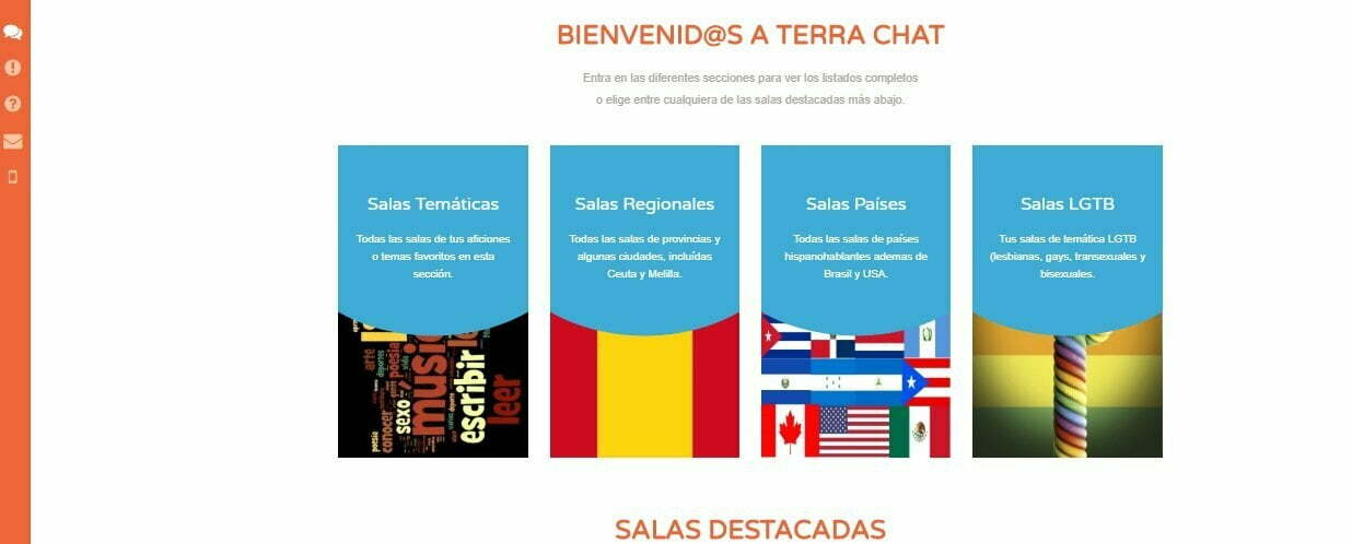 Terra Chat Madrid