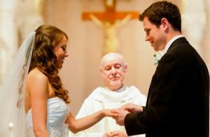 misa de matrimonio