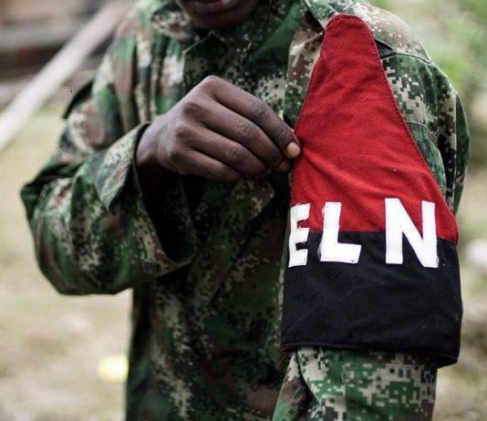 guerrillas en Colombia