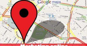 marketing online con google-maps