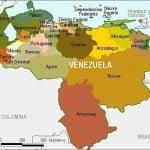 cuantos estados tiene venezuela