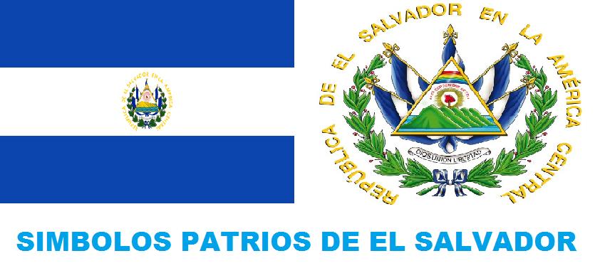 SIMBOLOS PATRIOS DEL SALVADOR