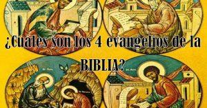 cuales son los evangelios