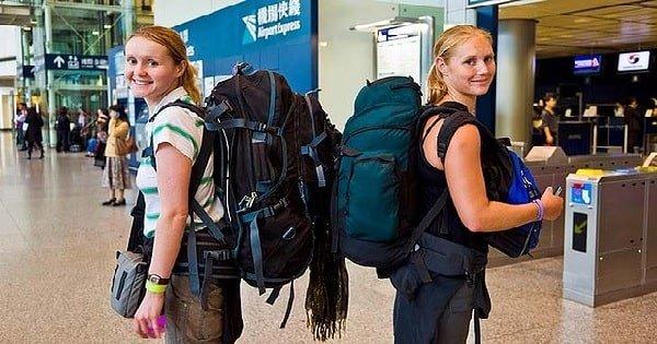 bolsos de viaje