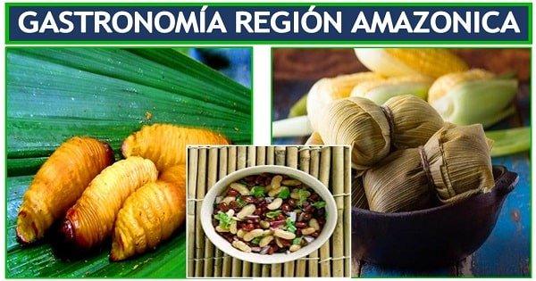 platos tipicos de la region amazonica
