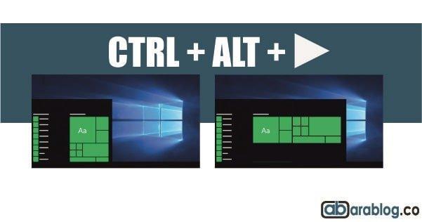 girar pantalla del ordenador