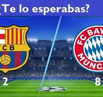 Barcelona Vs Bayer