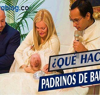 funciones de los padrinos de bautizo