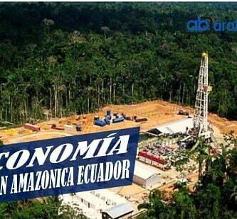 economia de la region amazonica del ecuador